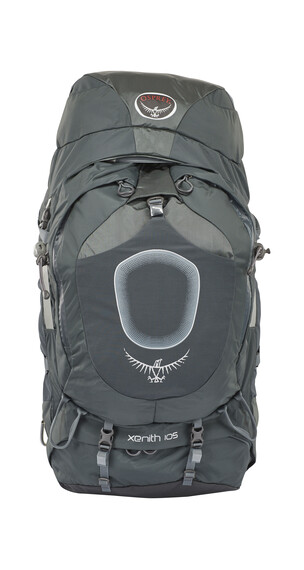 Osprey Xenith 105 Backpack Men M Graphite Grey